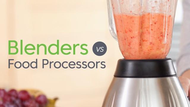 blenders vs food processors quench essentials