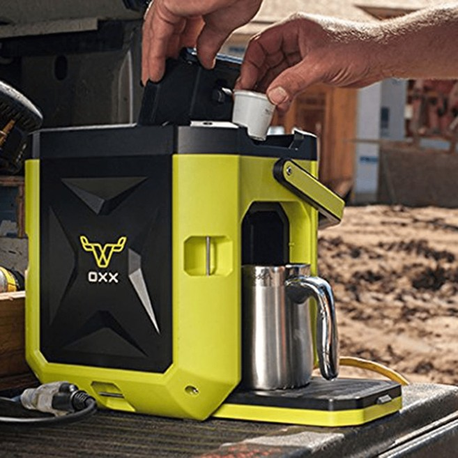 Oxx Coffeebox The Best Camping Coffee Maker