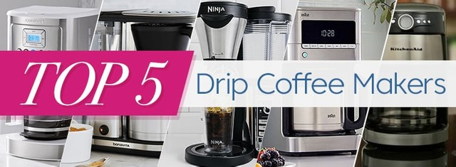 Top Drip Coffee Maker Options