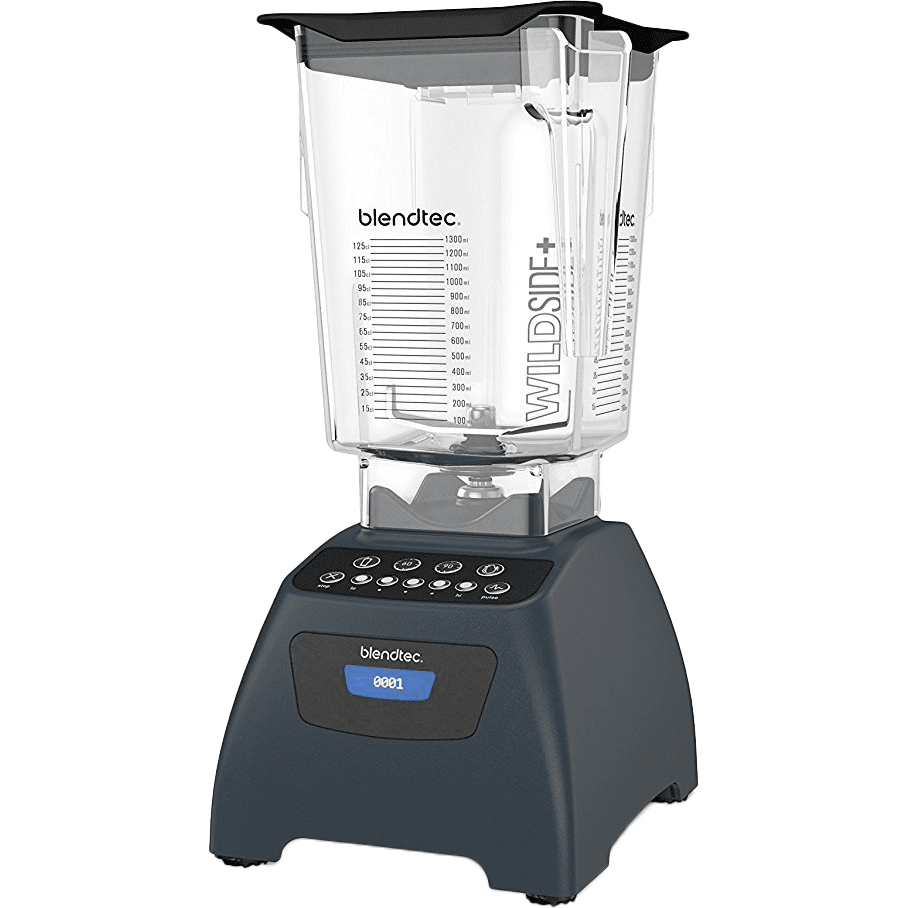 Blendtec Classic 575 with WildSide+ Jar - Slate Grey