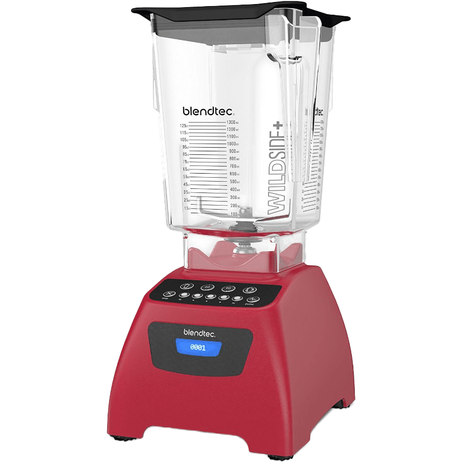 Blendtec Classic 575 with WildSide+ Jar - Poppy
