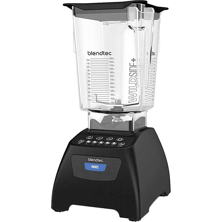 Blendtec Classic 575 with WildSide+ Jar - Black