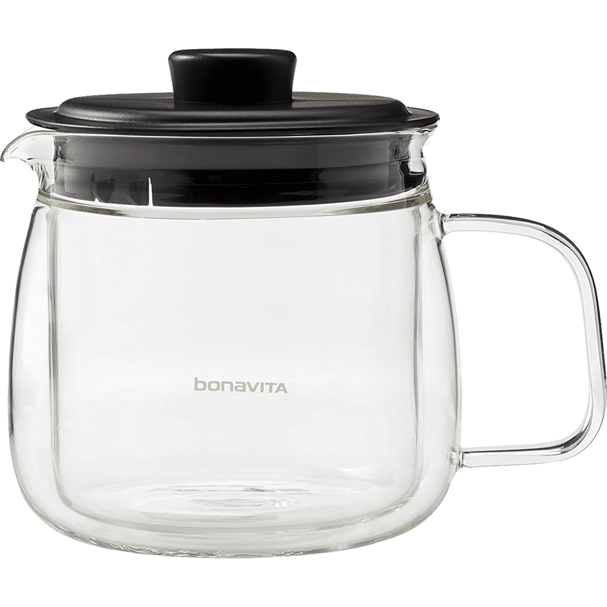 Bonavita 5-Cup Double Walled Glass Carafe (BV61500CAD) Quench Essentials