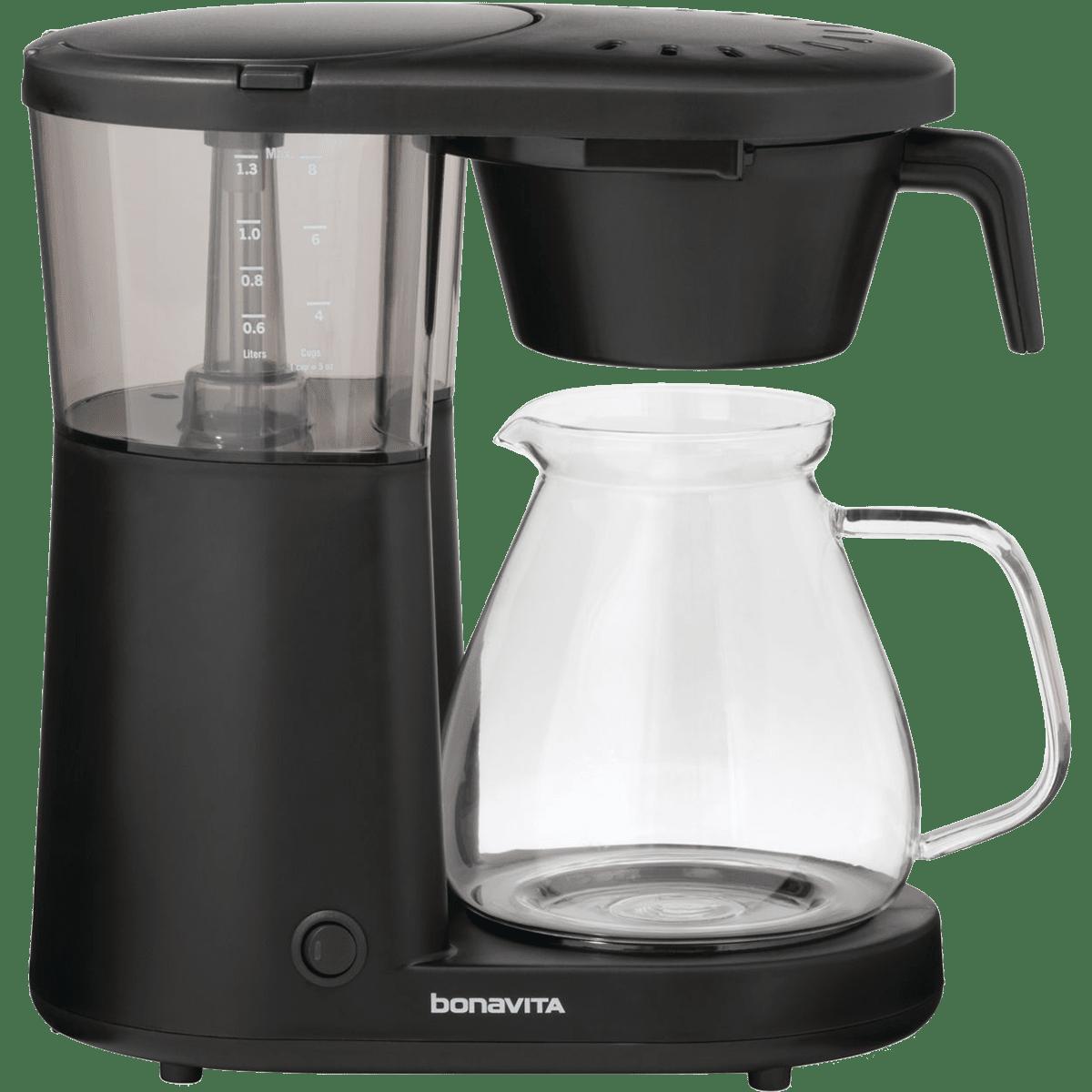 Bonavita Metropolitan One-Touch Coffee Maker Quench Essentials