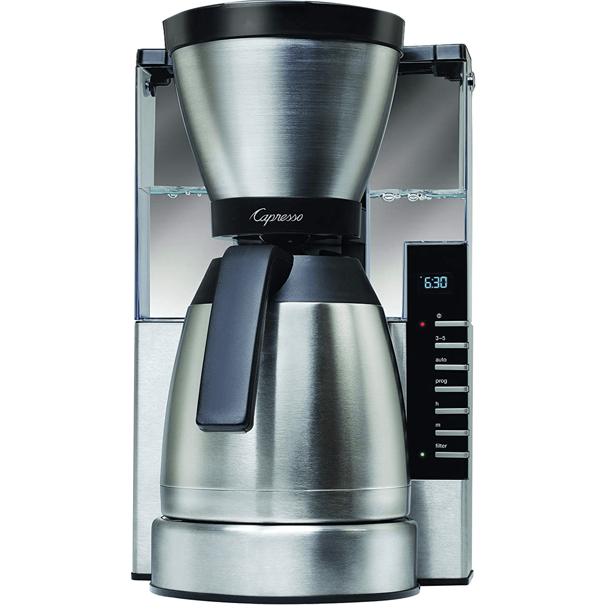 Capresso 10 Cup Rapid Brew Coffee Maker
