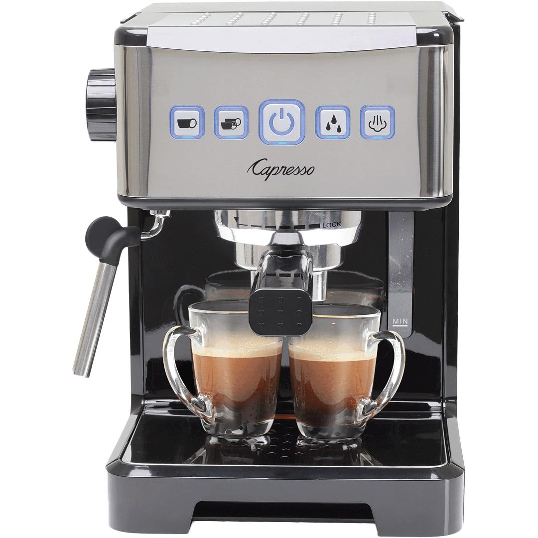Capresso Ultima Pro Programmable Espresso & Cappuccino Machine