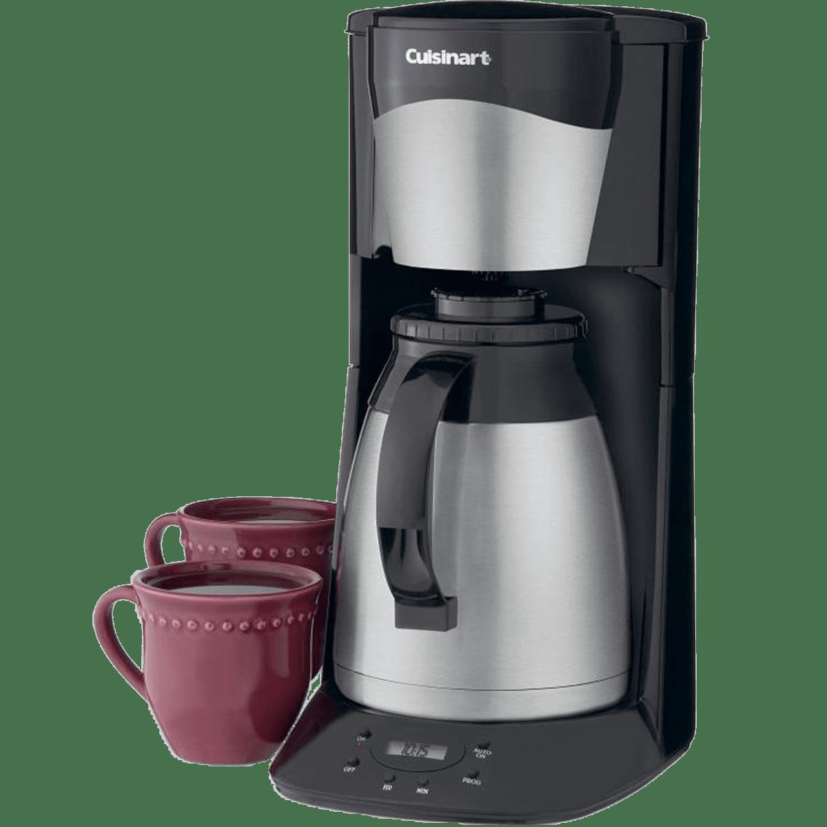 Cuisinart Coffee Maker Error 2 : Cuisinart Thermal Coffee Maker (DTC-975BKN) Quench Essentials
