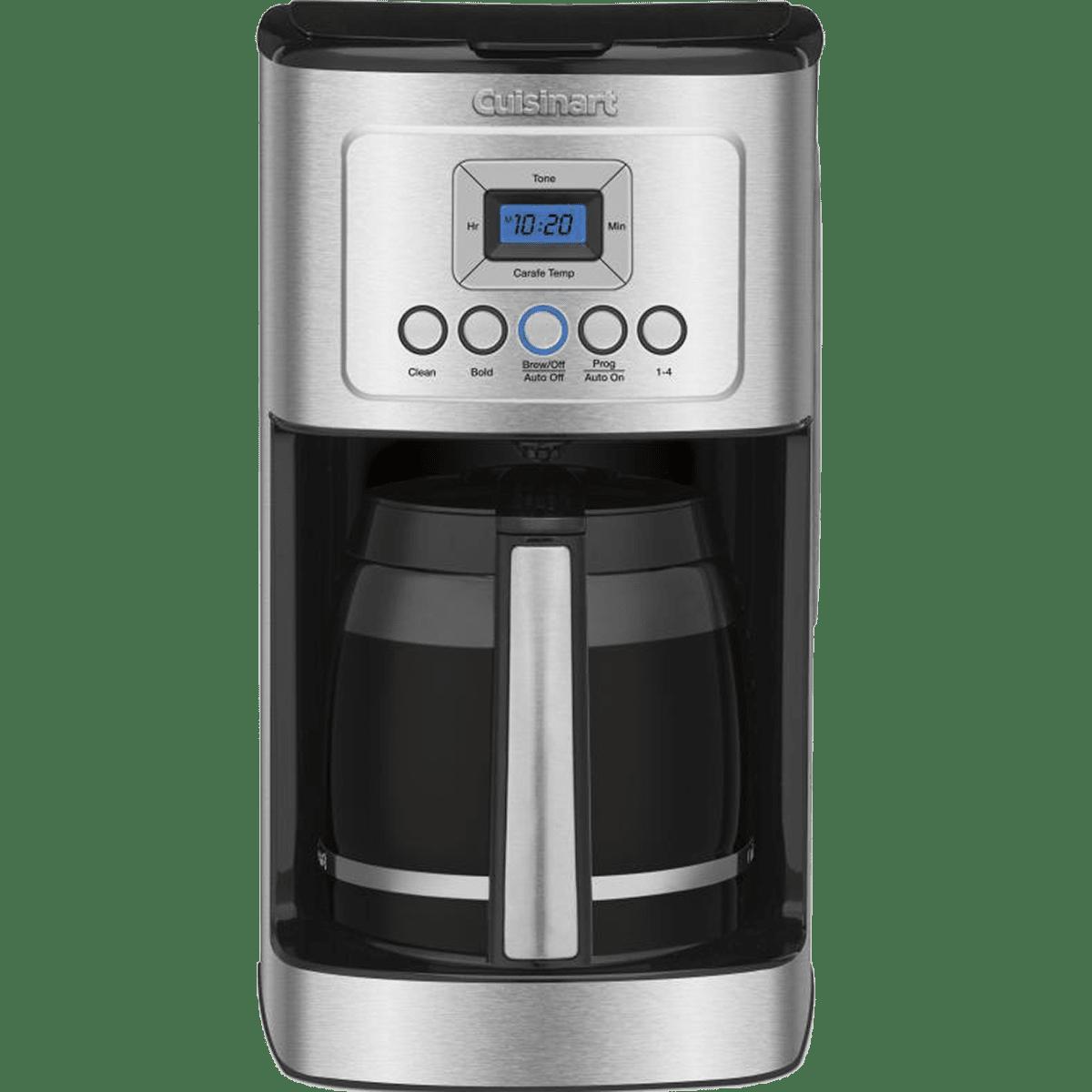 Cuisinart 14 Cup Programmable Coffeemaker Black