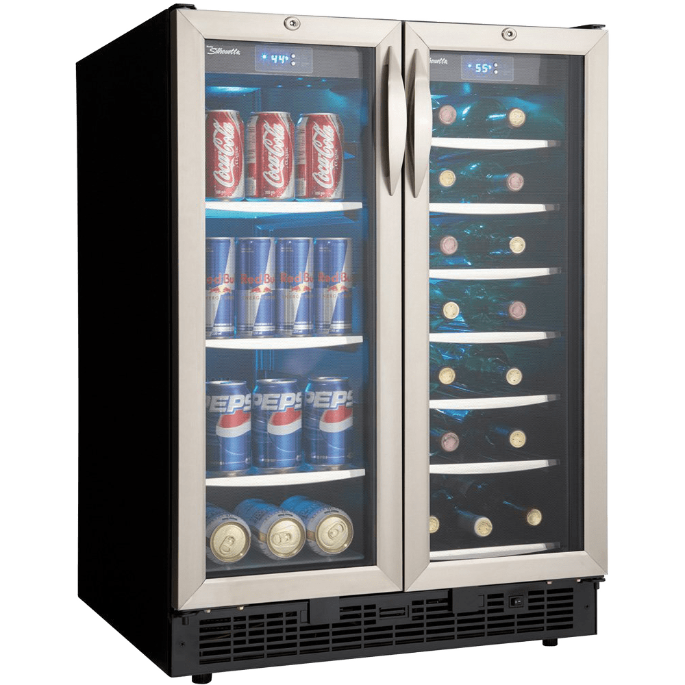 Danby Emmental Dual Zone Beverage Cooler Quench Essentials