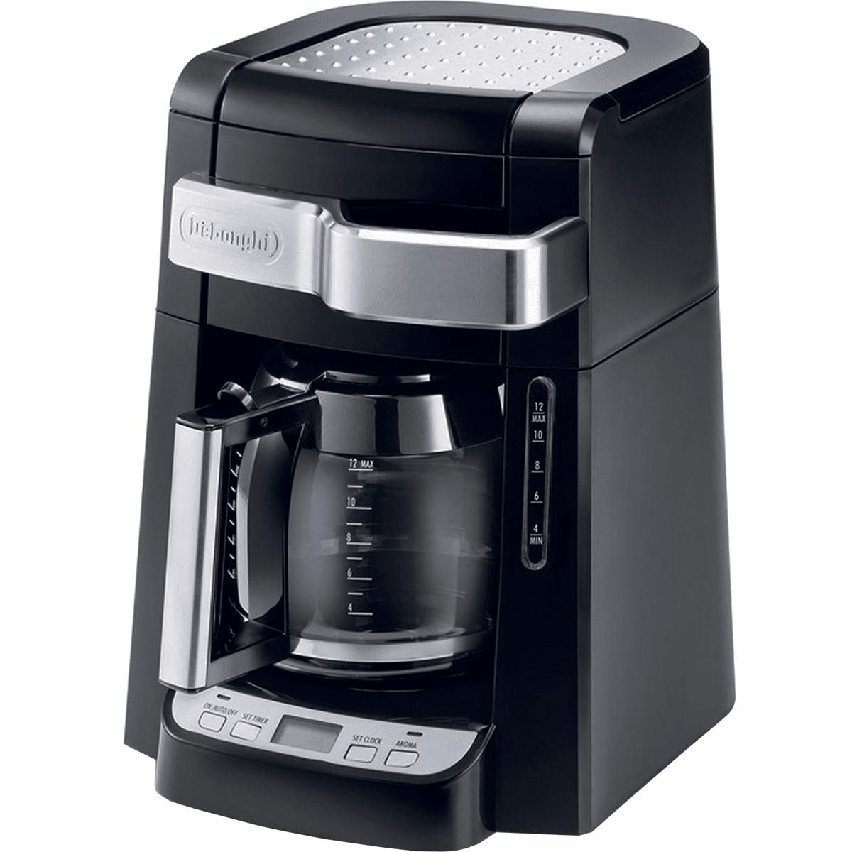 DeLonghi 12 Cup Programmable Coffee Maker DCF2212T