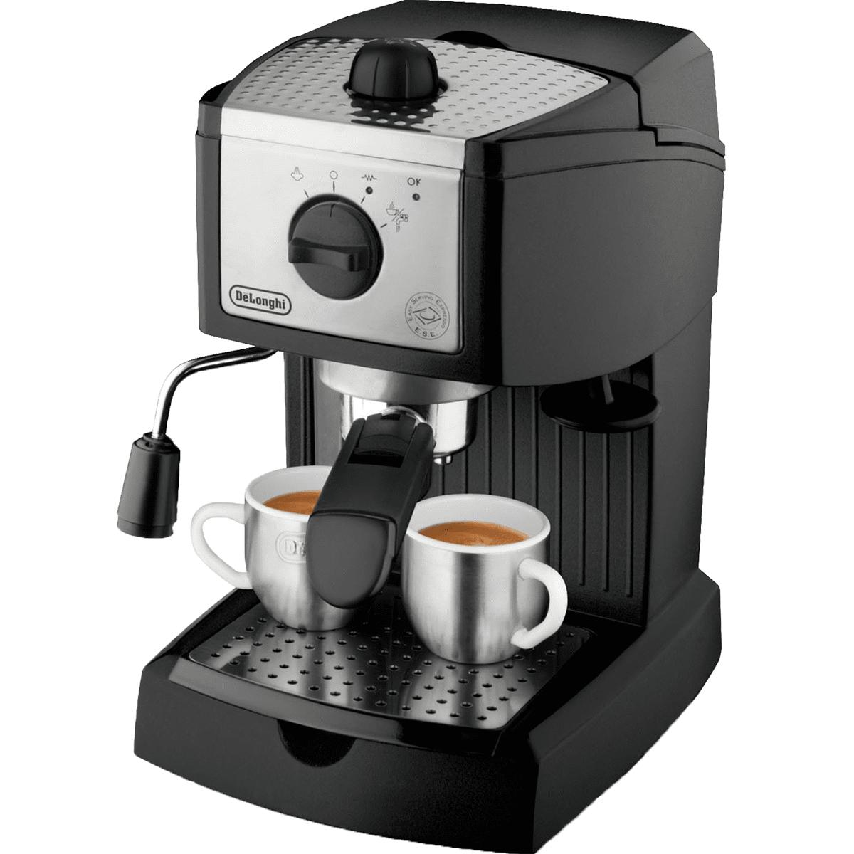 DeLonghi EC155 Manual Espresso and Cappuccino Machine