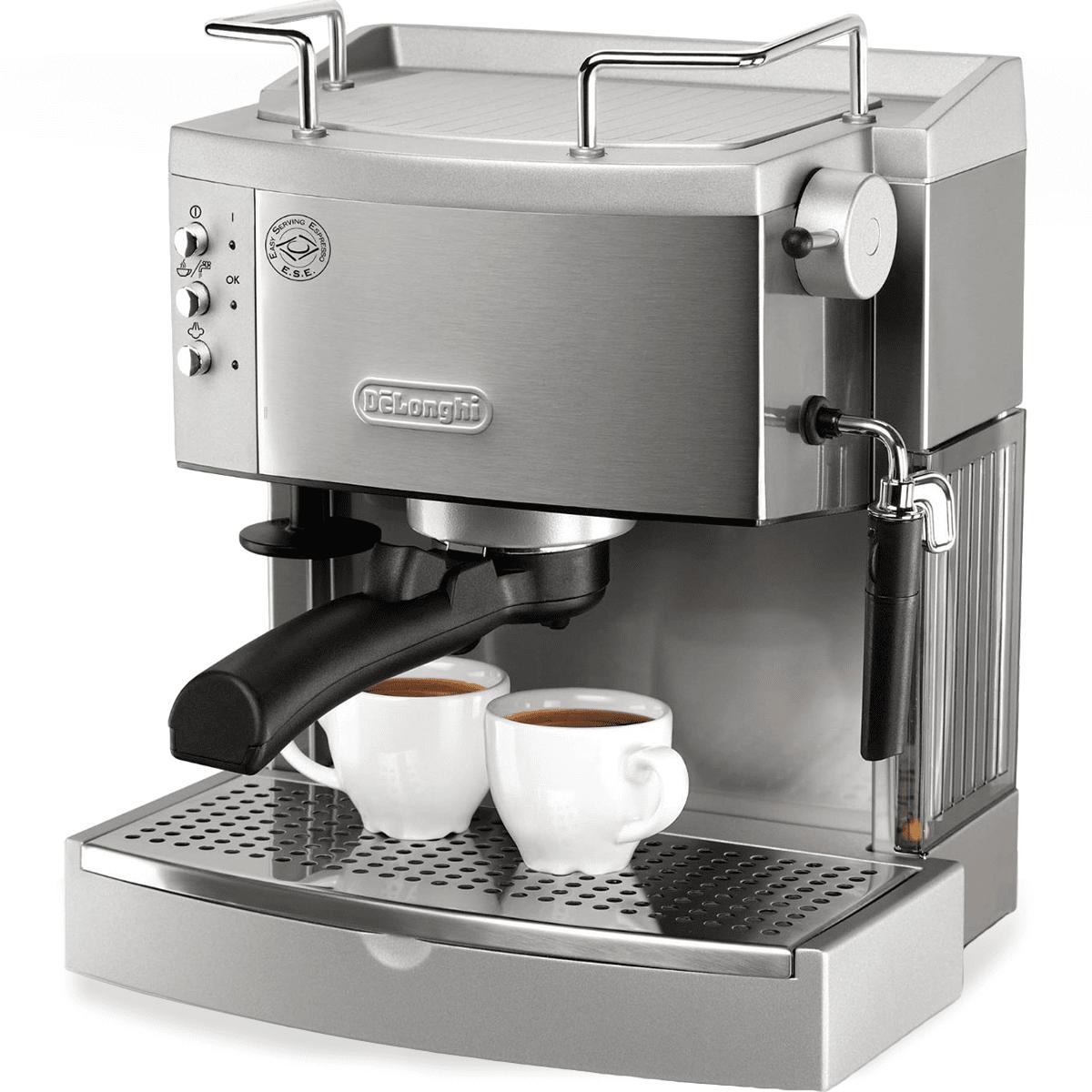 DeLonghi EC702 Manual Espresso Machine