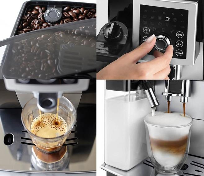Delonghi Magnifica S Smart Machine Quench Essentials