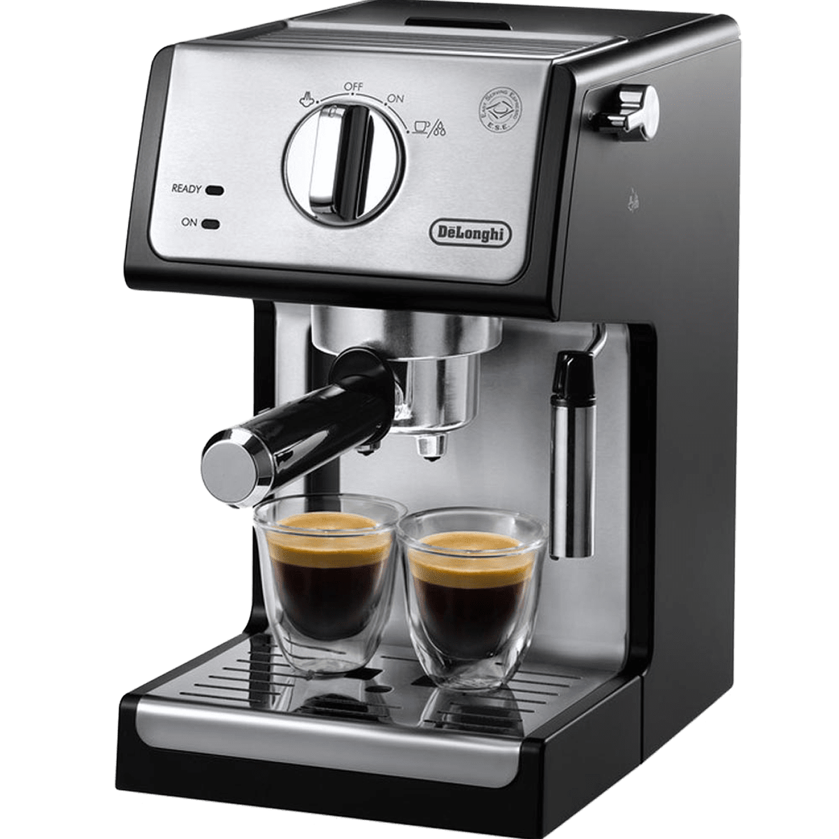 delonghi ecp3420 manual espresso machine quench essentials. Black Bedroom Furniture Sets. Home Design Ideas
