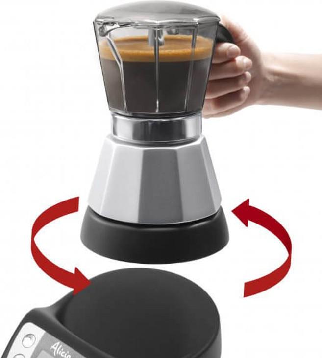 DeLonghi EMK6 Electric Moka Espresso Maker