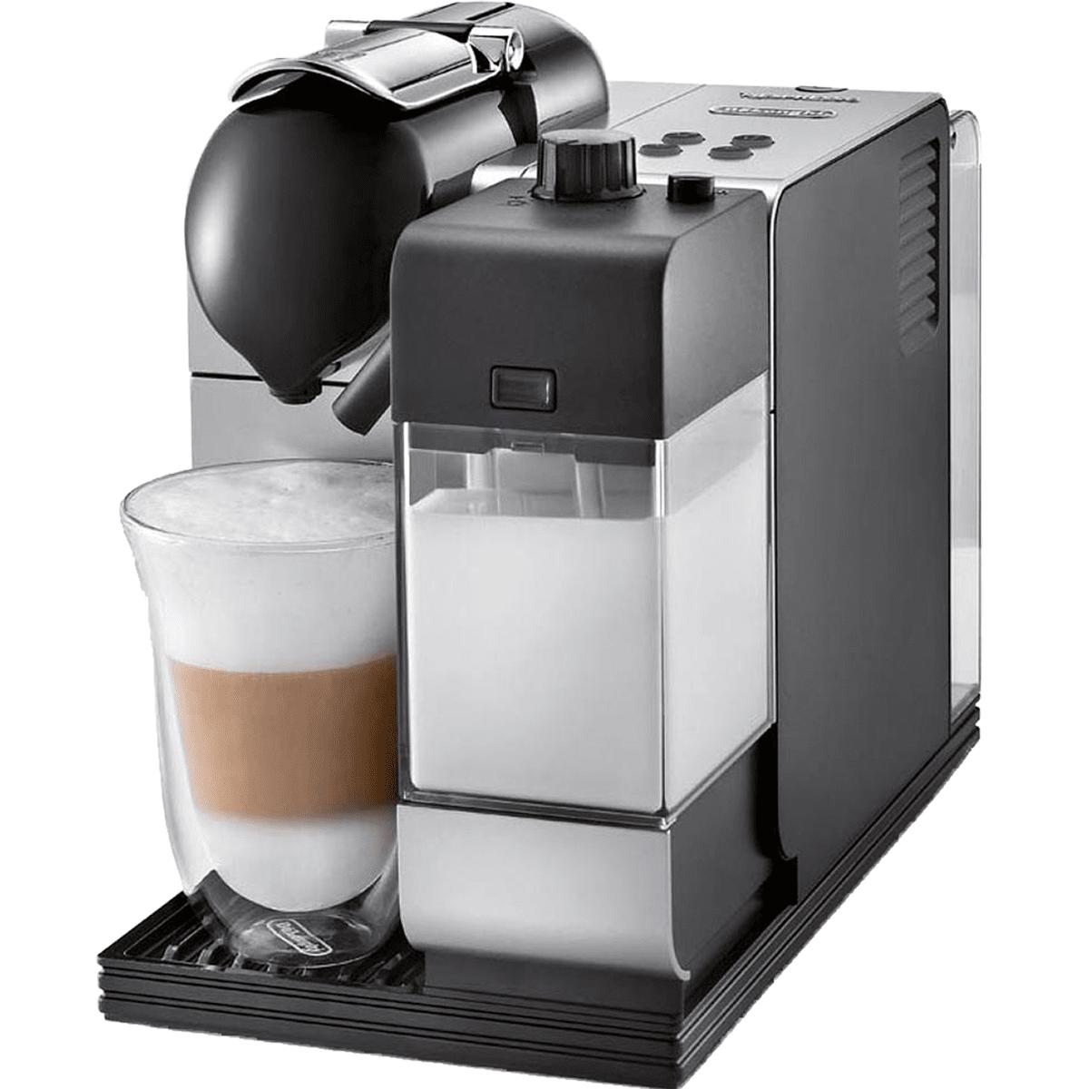 DeLonghi EN520 Lattissima Capsule Espresso Machine Silver - EN520SLW