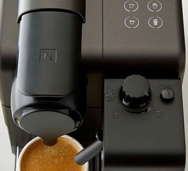 Delonghi En550 Lattissima Touch Espresso Machine Quench
