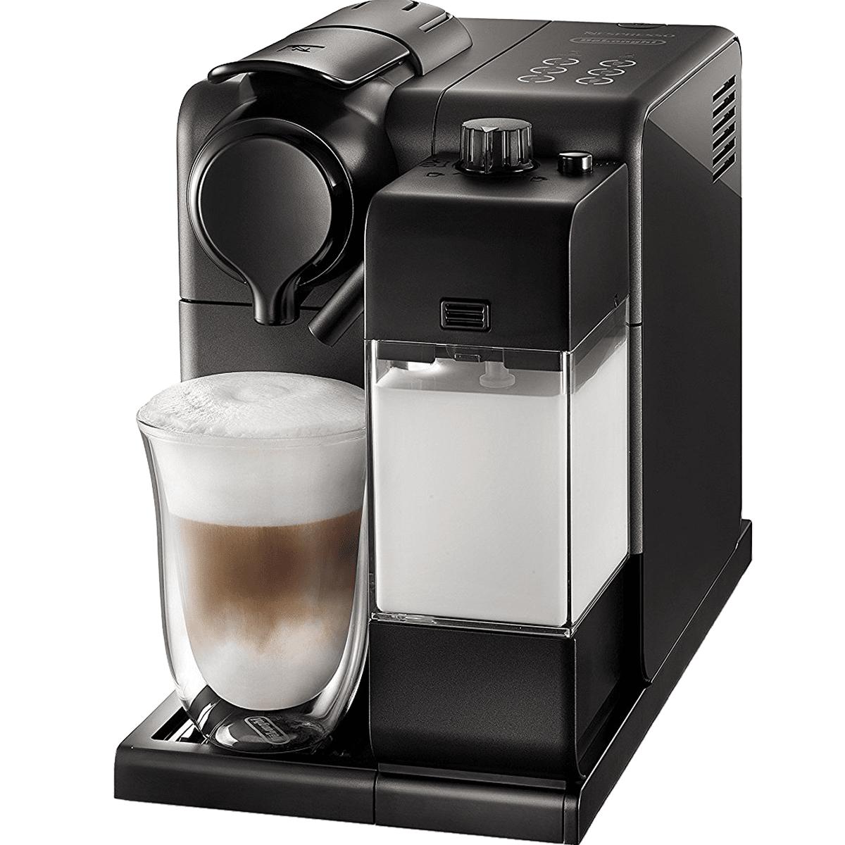 DeLonghi EN550 Lattissima Touch Espresso Machine Matte Black - EN550BK1