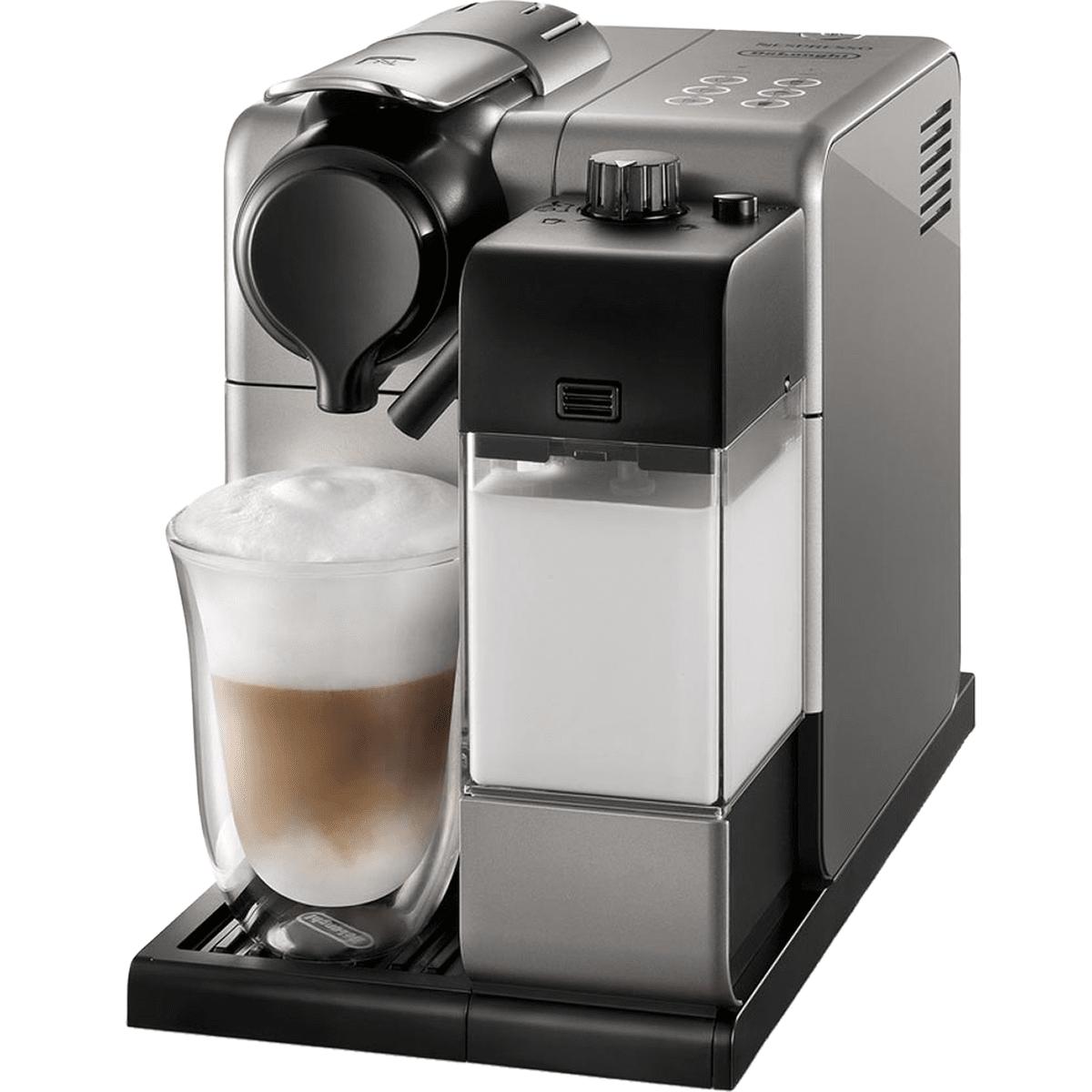 DeLonghi EN550 Lattissima Touch Espresso Machine Silver - EN550S