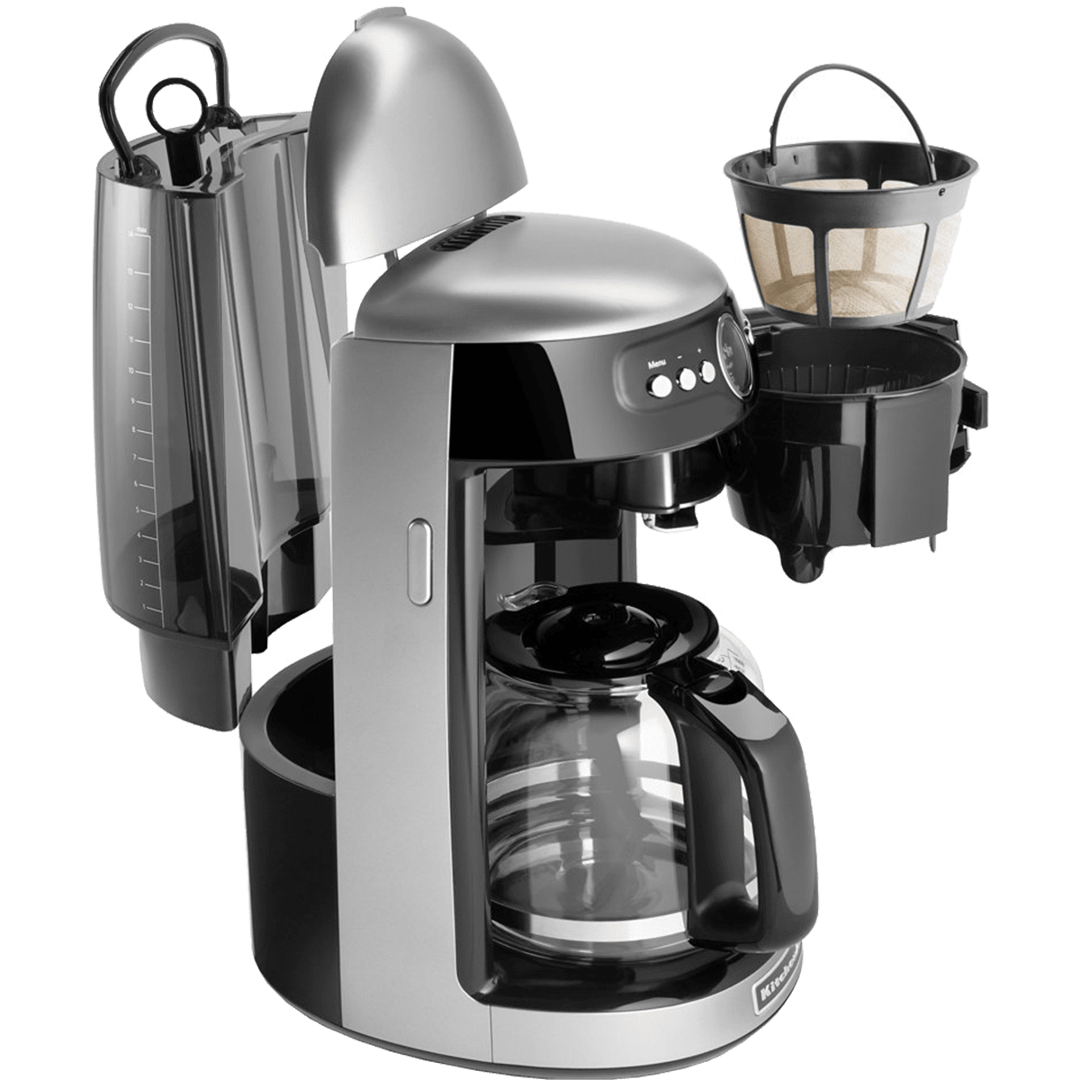 Kitchenaid 14 Cup Glass Carafe Coffee Maker Quench Essentials