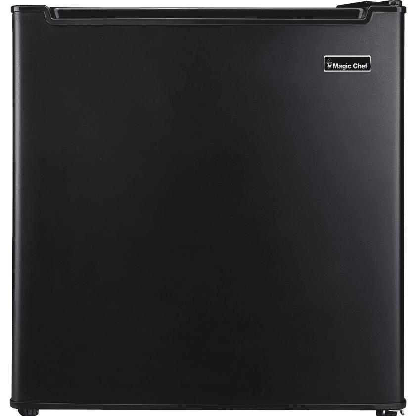 Image of Magic Chef 1.7 Cu. Ft. Energy Star Mini Refrigerator - Black
