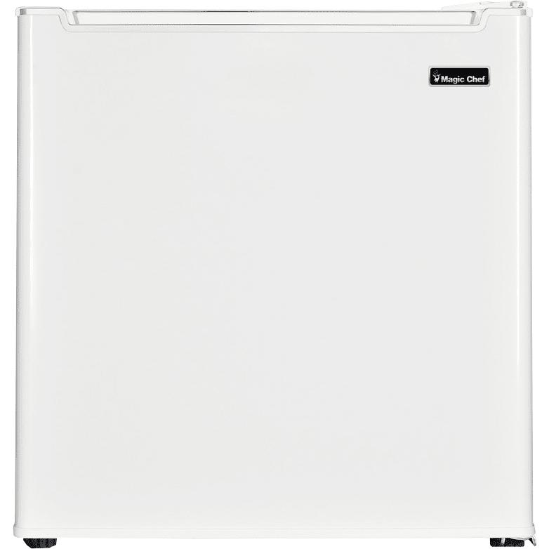 Image of Magic Chef 1.7 Cu. Ft. Energy Star Mini Refrigerator w/ Freezer Compartment - White
