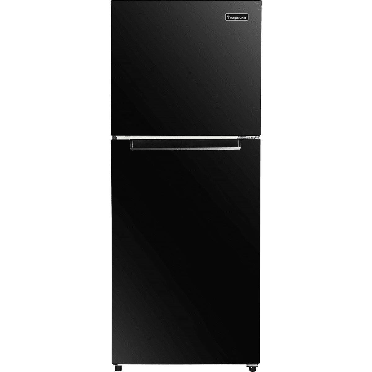 Image of Magic Chef 10.1 Cu. Ft. Energy Star Refrigerator - Black
