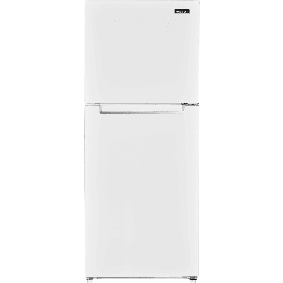 Image of Magic Chef 10.1 Cu. Ft. Energy Star Refrigerator - White