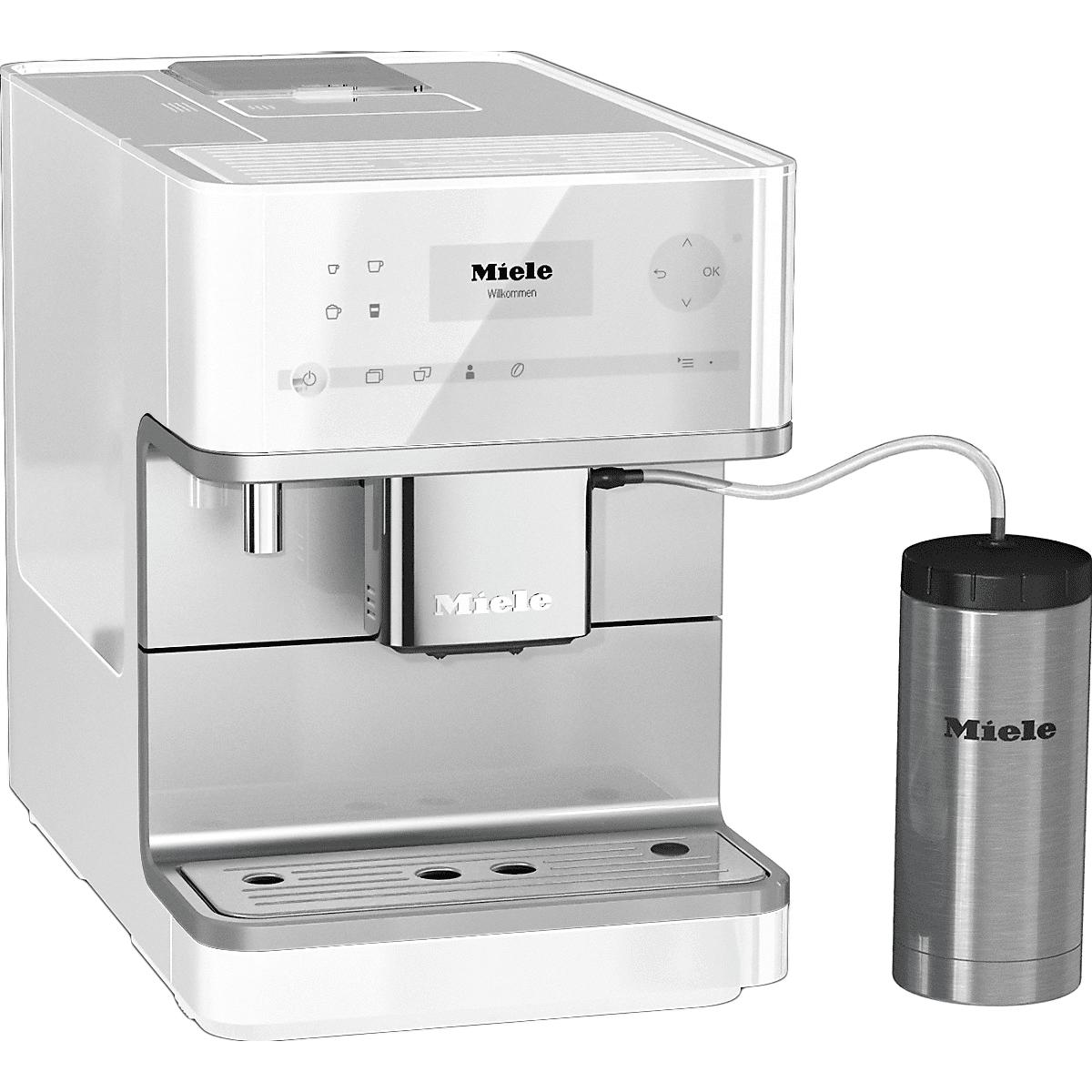 Miele CM6350 Countertop Espresso Machine - Lotus White -  10662840