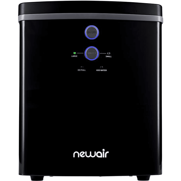 Image of NewAir 33 lb Daily Production Portable Ice Maker - Black