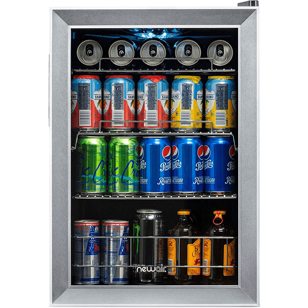 Image of NewAir 90 Can Freestanding Beverage Cooler