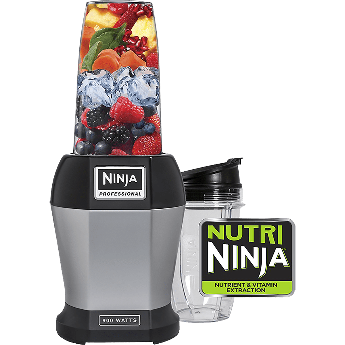Nutri Ninja Pro Blender Quench Essentials
