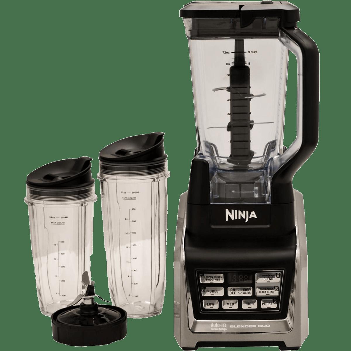 Nutri Ninja Blender Duo w/ Auto-iQ (BL641) | Quench Essentials