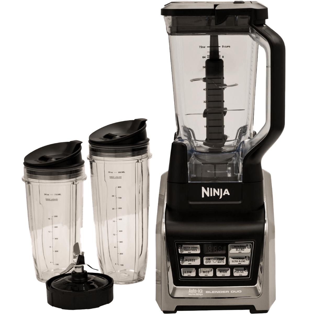 Nutri Ninja Blender Duo with Auto-iQ (BL641)