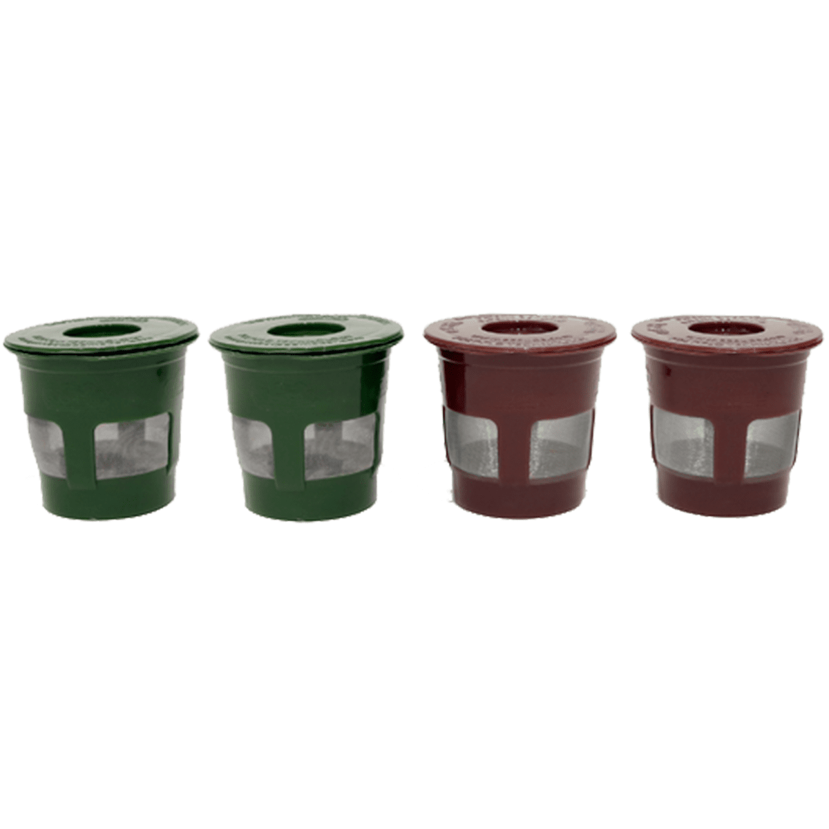 Image of Oxx Eco-Fill Reusable Coffee Pods - 4 Pack