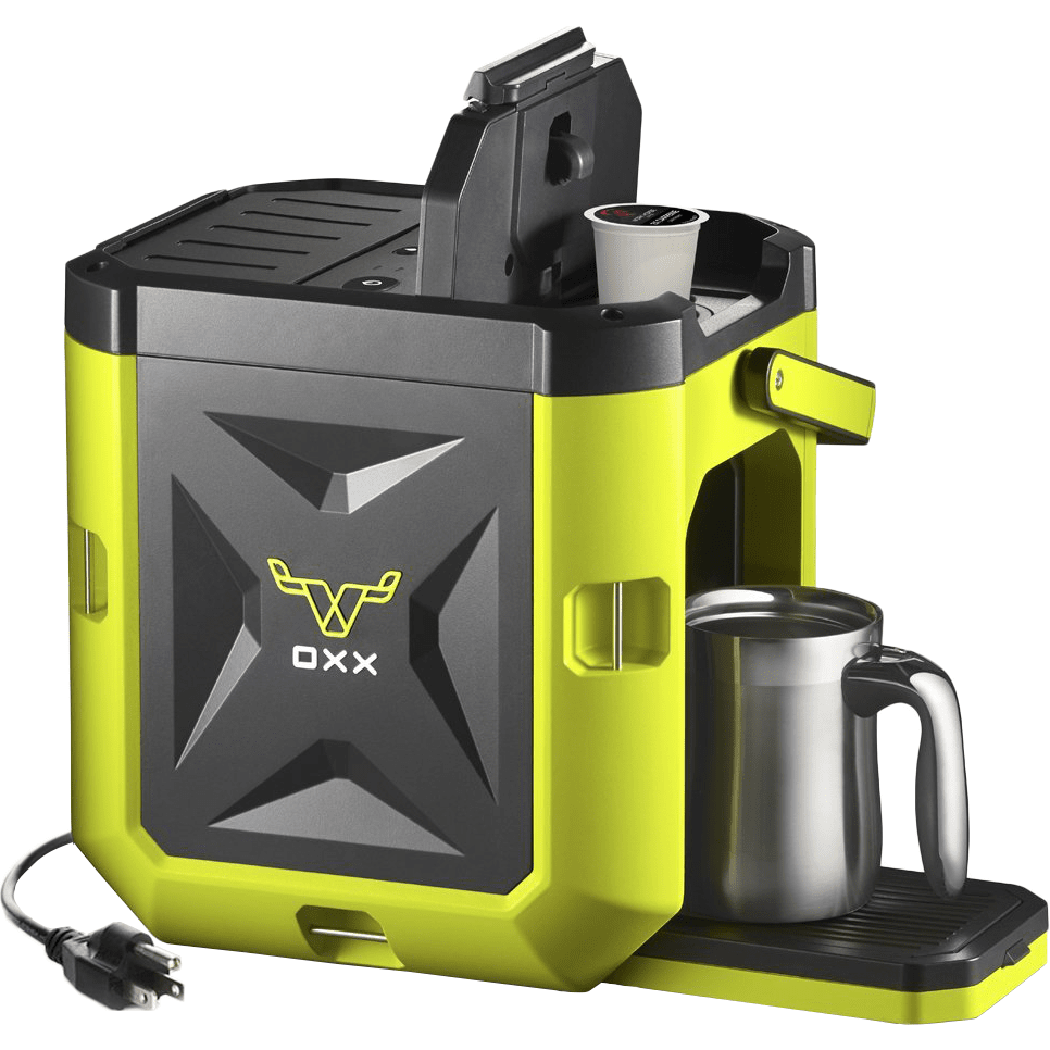 Oxx Coffeeboxx Single Serve Brewer - Green