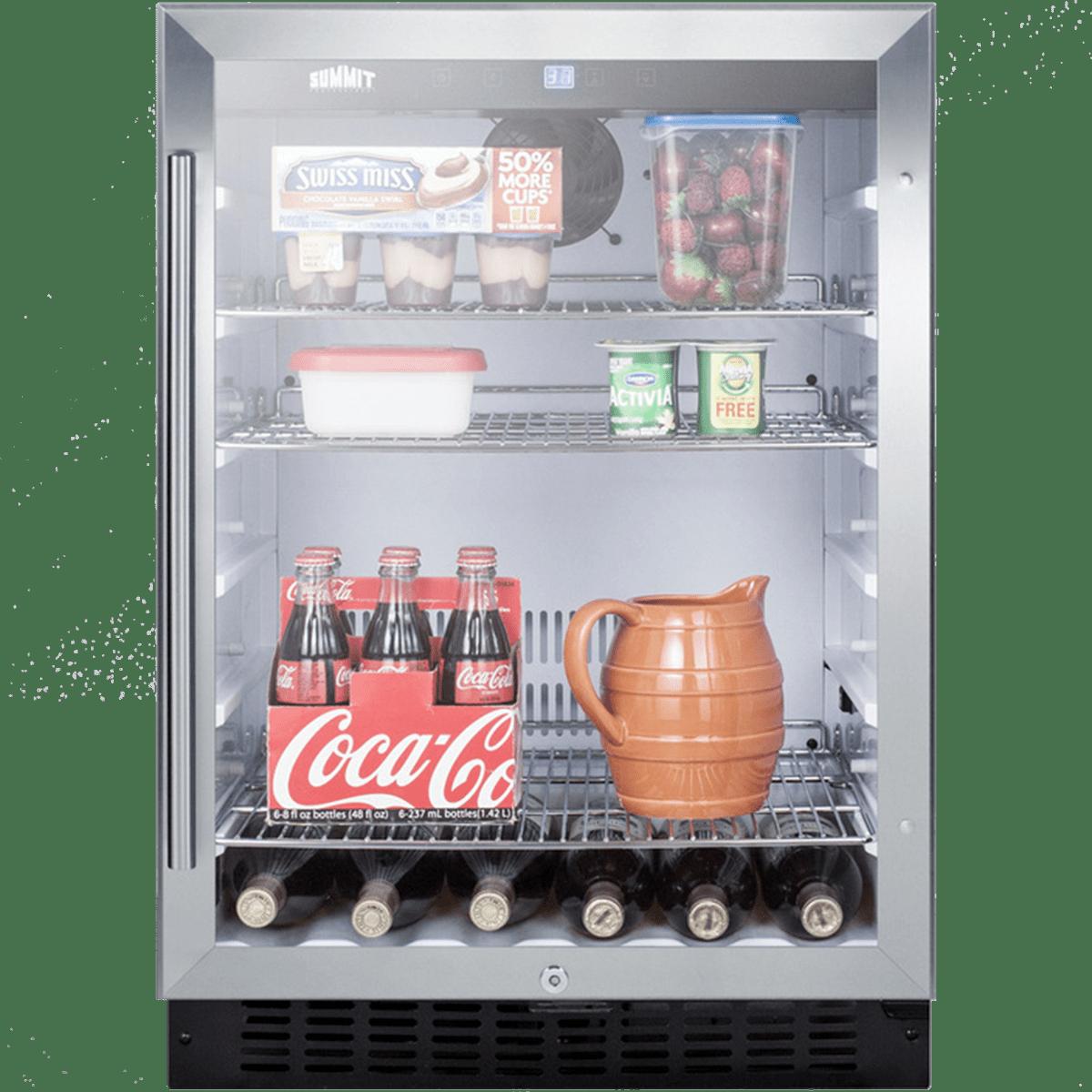 Summit Built In Beverage Cooler Quench Essentials