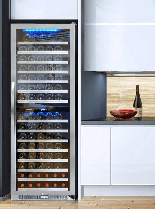 Full Size Built In Wine Cooler