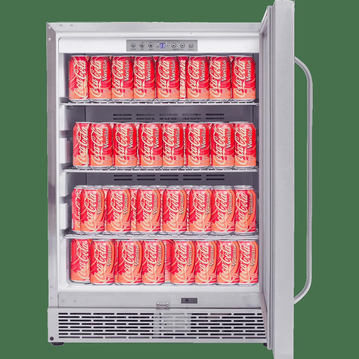 Whynter Built In Outdoor Beverage Cooler Bor 53024 Ssw